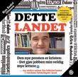 """""""Dette landet - - og andre saker fra lokalavisene i verdens lykkeligste land"""" av Ken André Ottesen"""