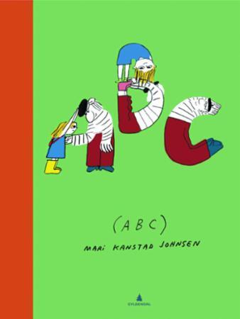 """ABC"" av Mari Kanstad Johnsen"