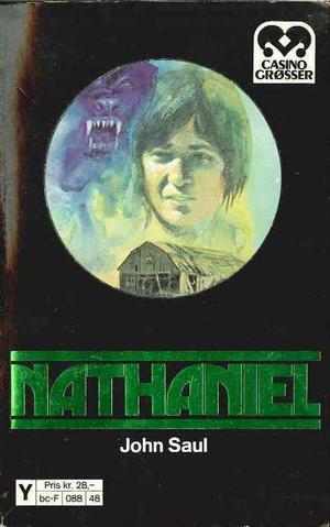 """Nathaniel"" av John Saul"