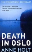 """Death in Oslo"" av Anne Holt"