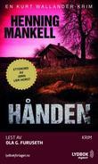 """""""Hånden"""" av Henning Mankell"""