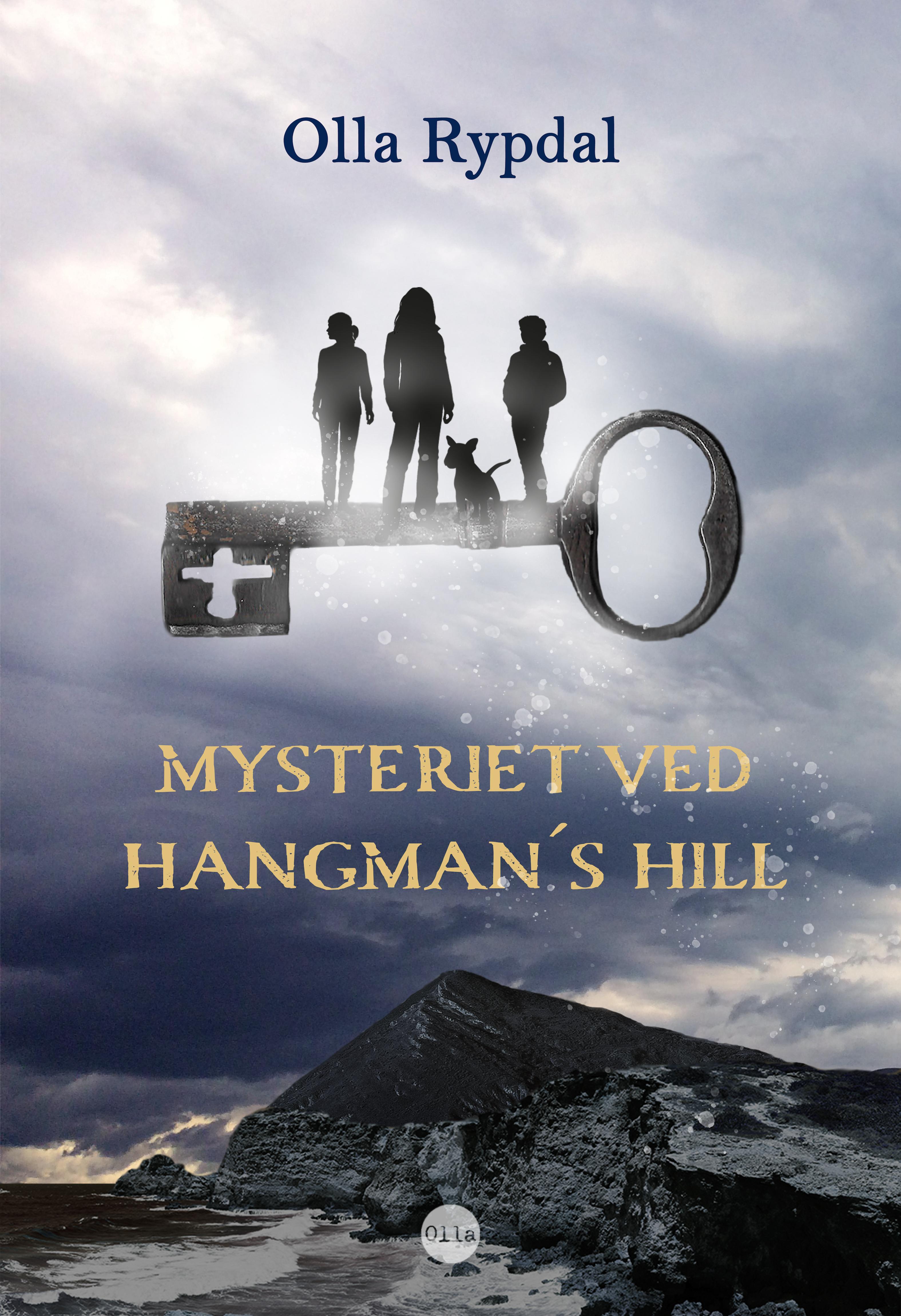 """""""Mysteriet ved Hangman's Hill"""" av Olla Rypdal"""