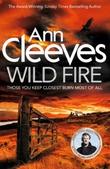 """""""Wild fire"""" av Ann Cleeves"""
