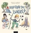 """""""Hva gjør du, Lukas?"""" av Johan B. Mjønes"""
