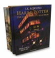 """Harry Potter - the illustrated collection"" av J.K. Rowling"