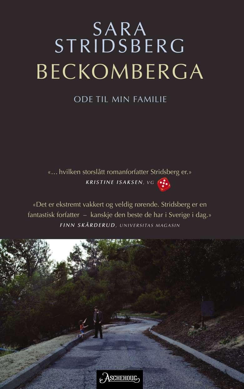 """""""Beckomberga - ode til min familie"""" av Sara Stridsberg"""
