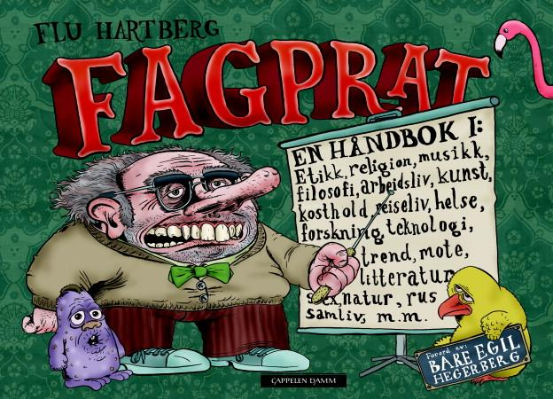 """""""Fagprat"""" av Flu Hartberg"""
