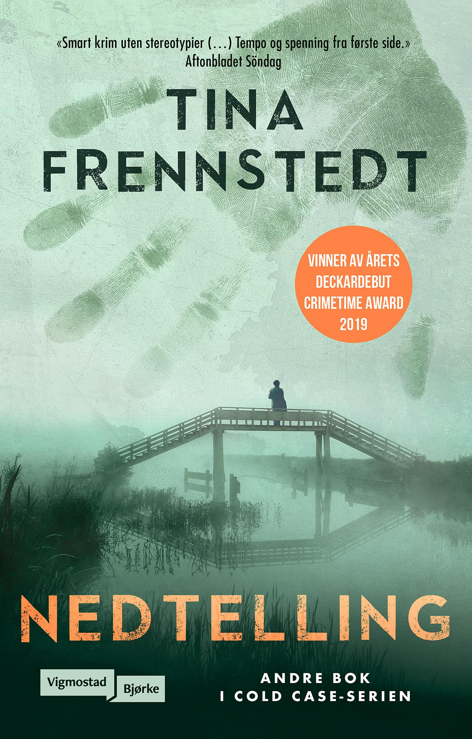 """""""Nedtelling"""" av Tina Frennstedt"""