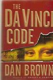 """""""DaVinci Code"""" av Dan Brown"""