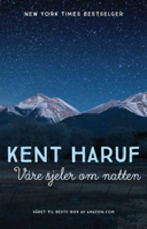 """""""Våre sjeler om natten"""" av Kent Haruf"""