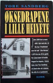 """""""Øksedrapene i Lille Helvete"""" av Tore Sandberg"""