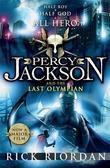 """""""Percy Jackson and the last olympian book 5"""" av Rick Riordan"""