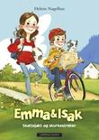 """""""Emma & Isak - skattejakt og skurkestreker"""" av Helene Nagelhus"""