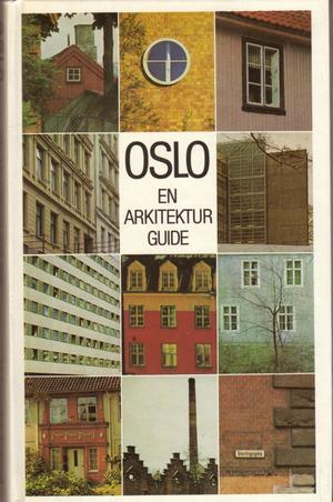 """""""Oslo - en arkitekturguide"""" av Pål Henry Engh"""