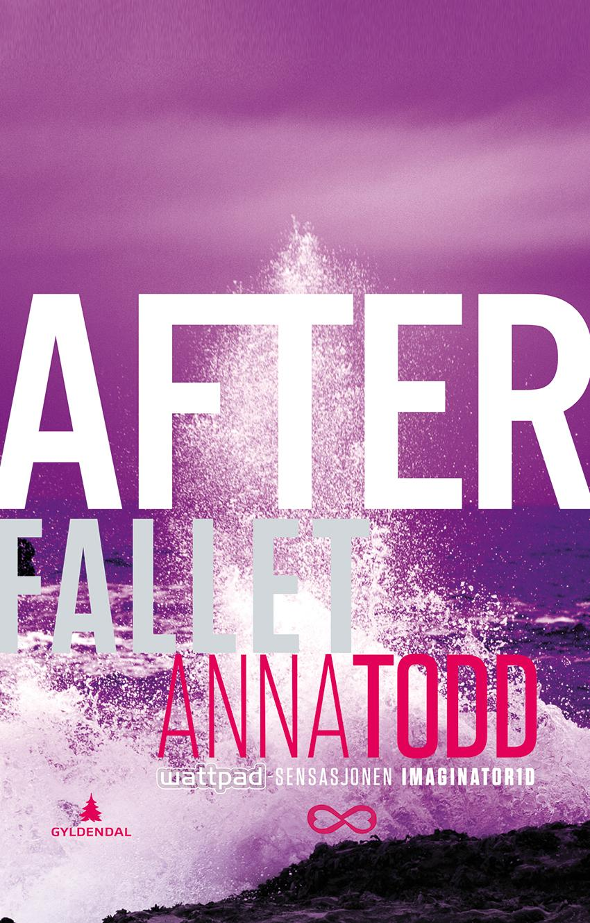 """""""Fallet"""" av Anna Todd"""