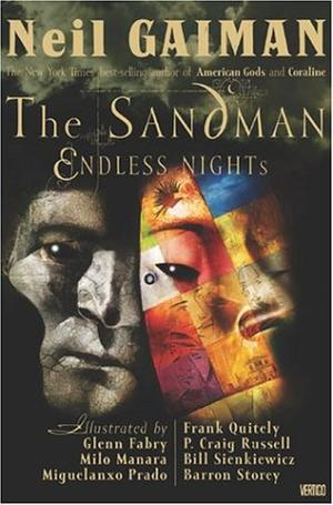 """""""The Sandman - Endless Nights"""" av Neil Gaiman"""