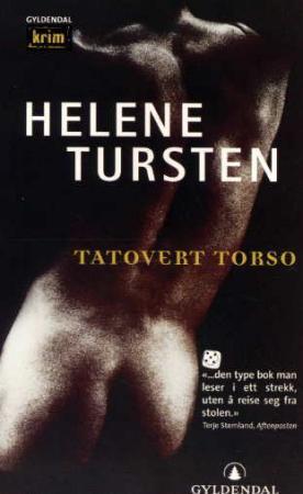 """""""Tatovert torso"""" av Helene Tursten"""