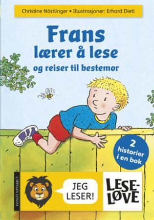 """""""Frans lærer å lese"""" av Christine Nöstlinger"""