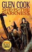 """She Is The Darkness - Book Two of Glittering Stone"" av Glen Cook"