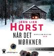 """""""Når det mørkner en William Wisting krim"""" av Jørn Lier Horst"""