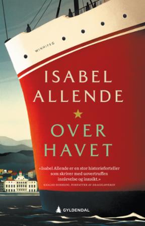 """Over havet"" av Isabel Allende"