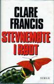 """""""Stevnemøte i rødt"""" av Clare Francis"""