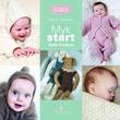 """""""Myk start strikk til babyen"""" av May B. Langhelle"""