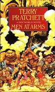 """""""Men at arms"""" av Terry Pratchett"""