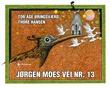 """Jørgen Moes vei nr. 13"" av Tor Åge Bringsværd"