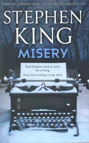"""""""Misery"""" av Stephen King"""