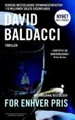 """""""For enhver pris"""" av David Baldacci"""