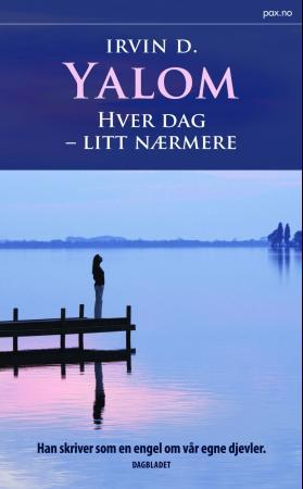 """""""Hver dag - litt nærmere"""" av Irvin D. Yalom"""