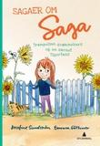 """""""Sagaer om Saga trampoline, svømmekurs og en savnet Tigertass"""" av Josefine Sundström"""