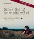 """""""Stork flying over pinewood - Nordic-Baltic film cooperation 1989-2014"""" av Jan Erik Holst"""