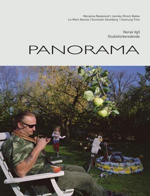 """""""Panorama - norsk vg3"""" av Marianne Røskeland"""