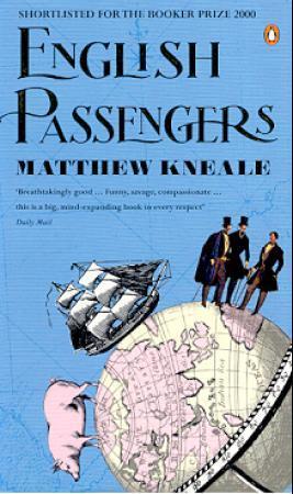 """""""English passengers"""" av Matthew Kneale"""