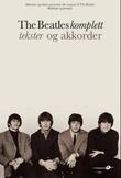 """""""The Beatles komplett - tekster og akkorder"""" av John Lennon"""