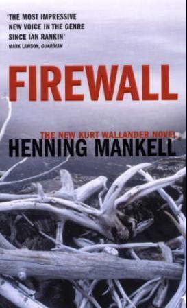 """""""Firewall"""" av Henning Mankell"""