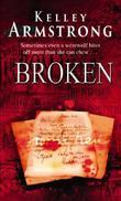 """""""Broken"""" av Kelley Armstrong"""