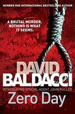 """Zero Days"" av David Baldacci"