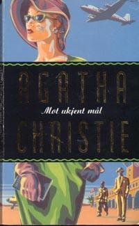 """""""Mot ukjent mål"""" av Agatha Christie"""