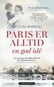 """Paris er alltid en god idé"" av Nicolas Barreau"
