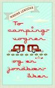 """To campingvogner og en jordbæråker"" av Marina Lewycka"