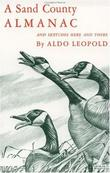 """A Sand County Almanac With other Essays on Conservation from `Round River' (Galaxy Books)"" av Aldo Leopold"