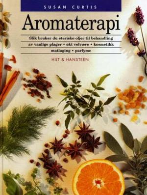 """Aromaterapi"" av Susan Curtis"