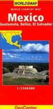 """""""Mexico - Guatemala, Belize, El Salvador"""""""