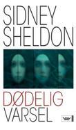 """""""Dødelig varsel"""" av Sidney Sheldon"""