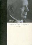 """""""Kulturvitenskapens logikk"""" av Ernst Cassirer"""