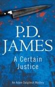 """""""A certain justice"""" av P.D. James"""