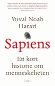 """""""Sapiens en innføring i menneskehetens historie"""" av Yuval Noah Harari"""